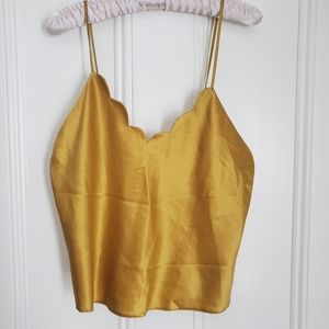 Vintage Victoria's Secret Gold Cami